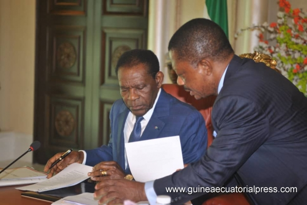 Council of Ministers meeting continues